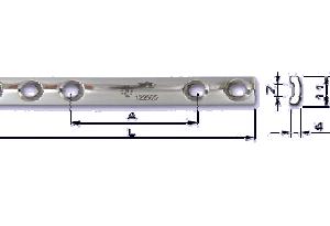Płytka ZESPOL mini samodociskowa 11 x 4mm