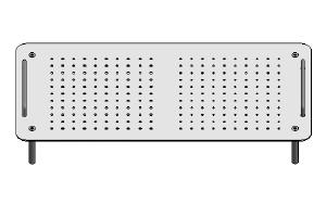 Paleta na wkręty Ø1,5mm i Ø2,0mm