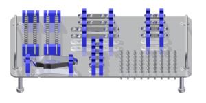ZESPOL MIKRO paleta na implanty